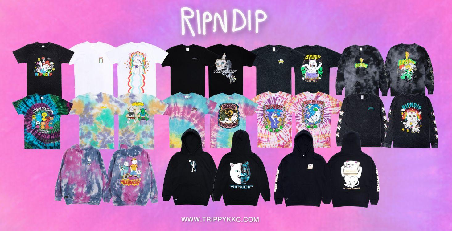 NEW DROP!! RIPNDIP SS2021 !!