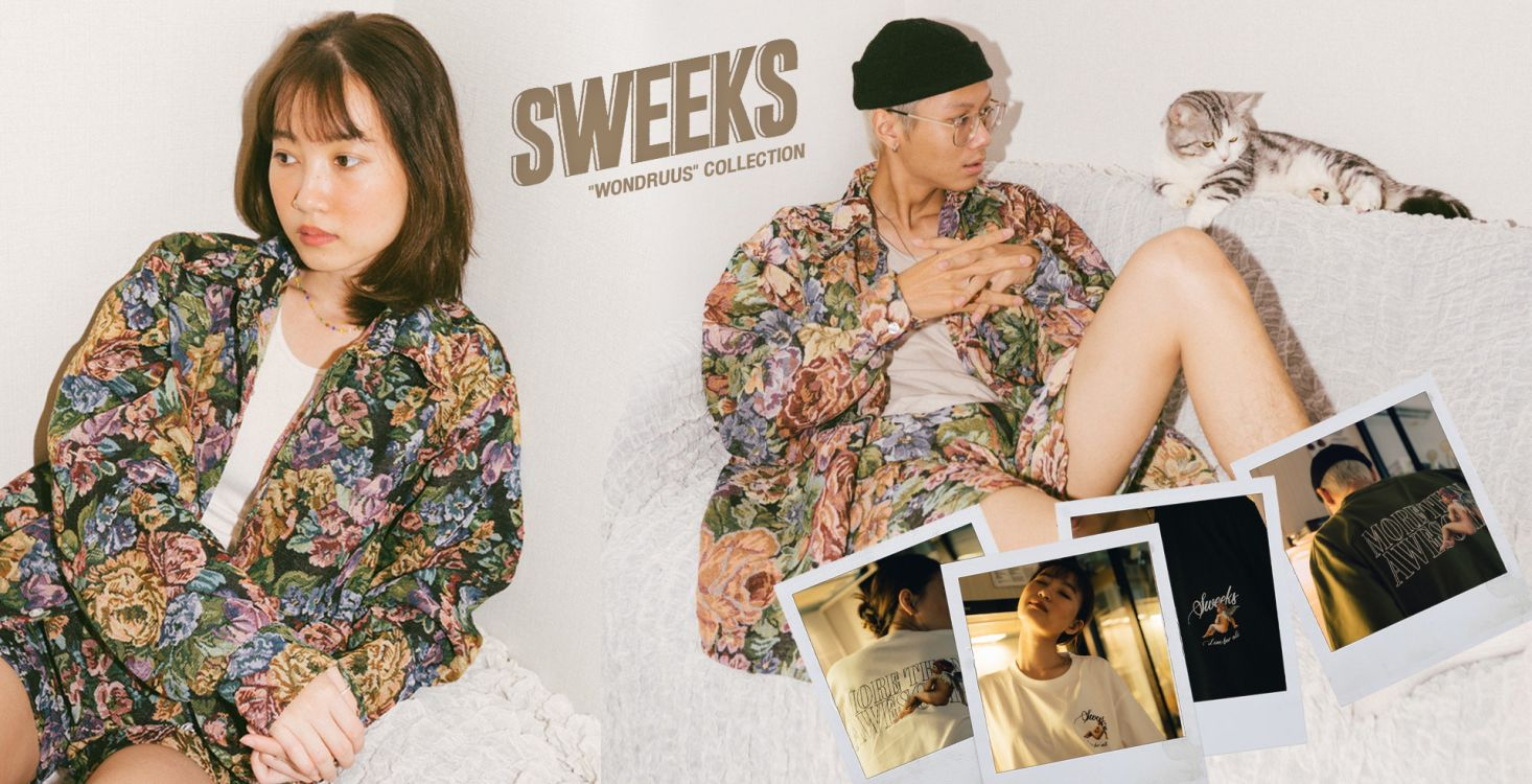 SWEEKS!! WONDROUS COLLECTION 2021