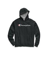 Champion Graphic Fleece Hood BLACK