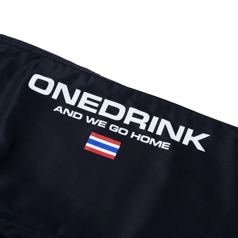 ONE DRINK WALK FROM HOME5 PANT BLACK