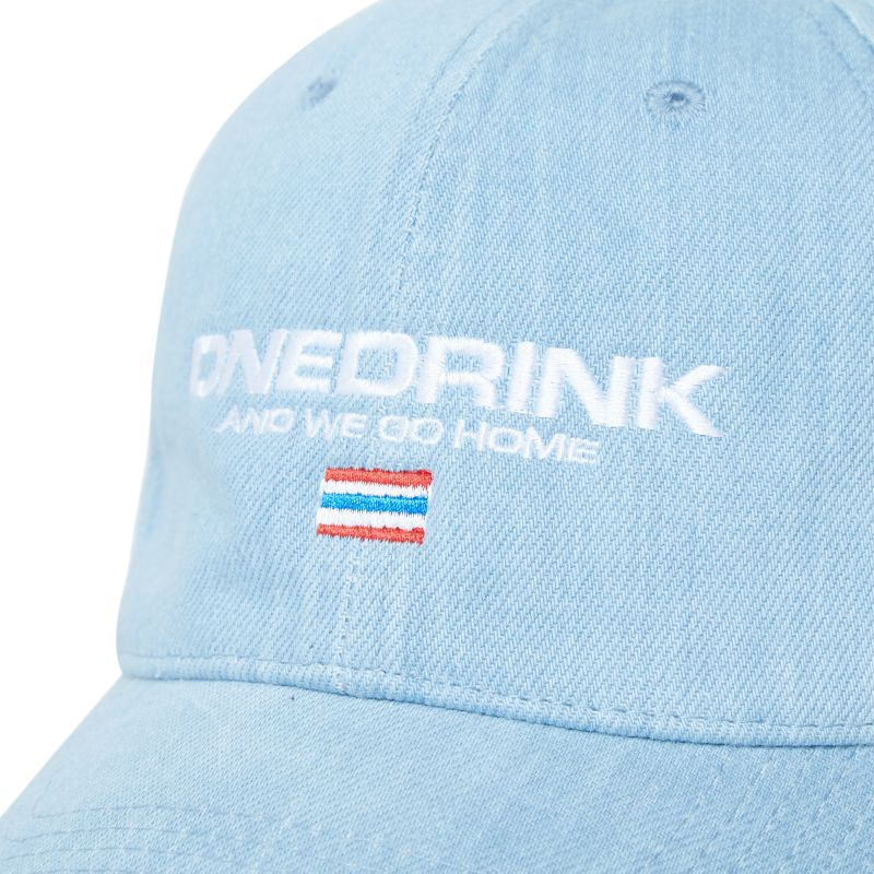 ONE DRINK WALK FROM HOME CAP