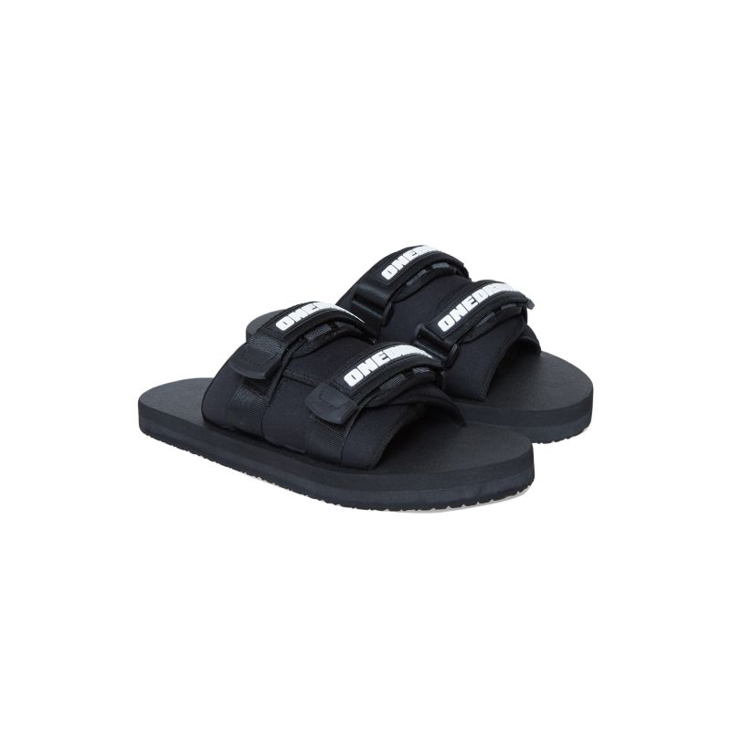 ONE DRINK WALK FROM HOME SANDAL BLACK