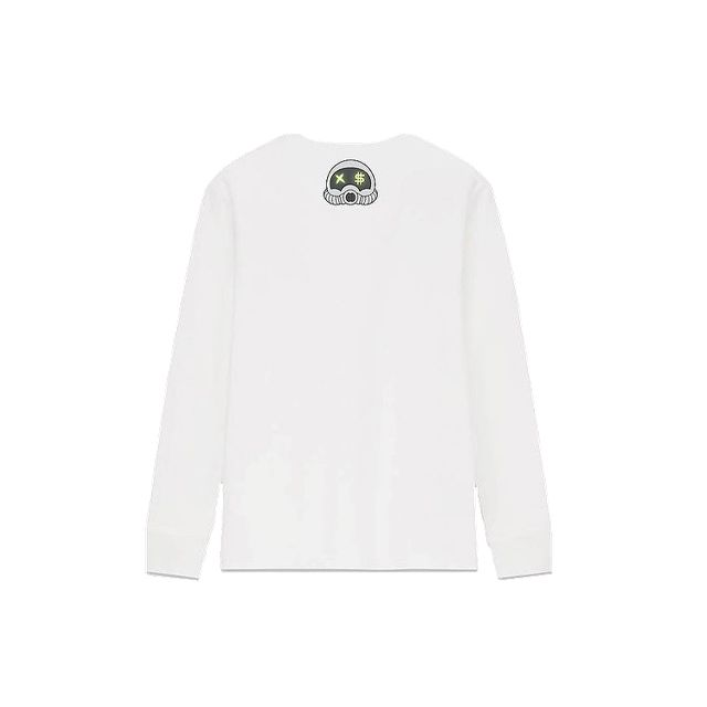 DUCATSY SPECIAL COLLECTION L/S TEE WHITE