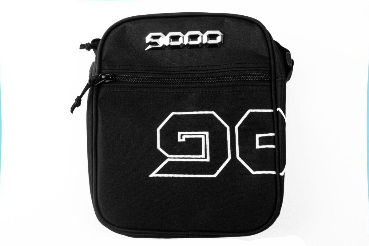 1000 CHASER LINED LOGO CROSS BODY BAG