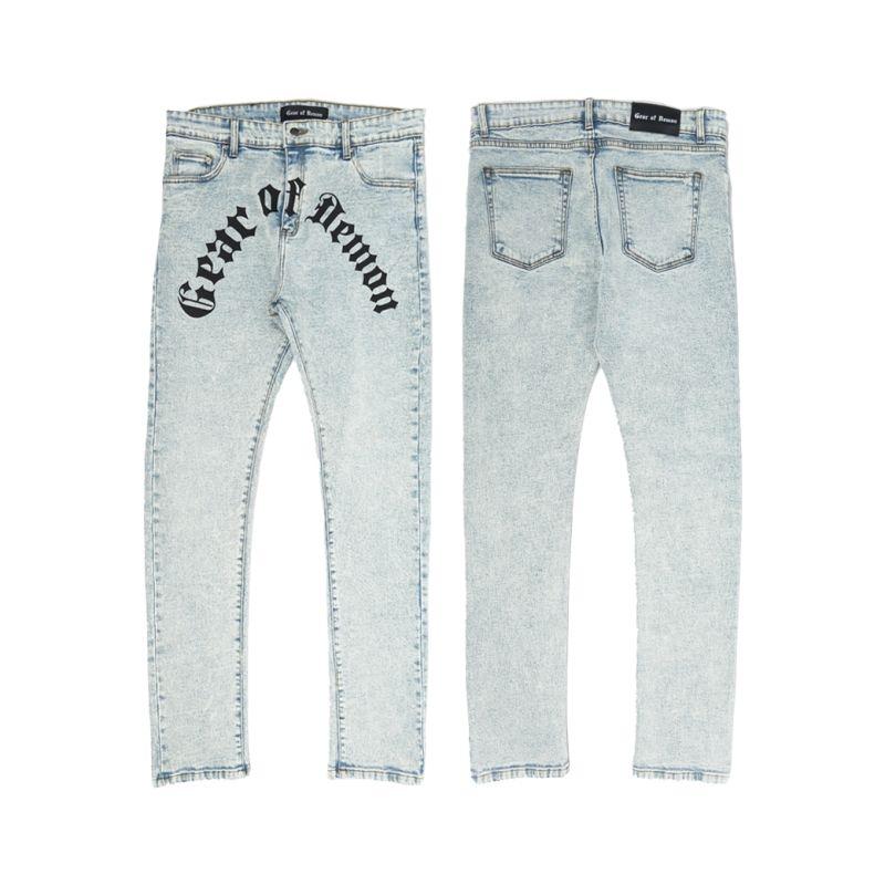 "Gear of Demon ""Vertex"" Jeans"