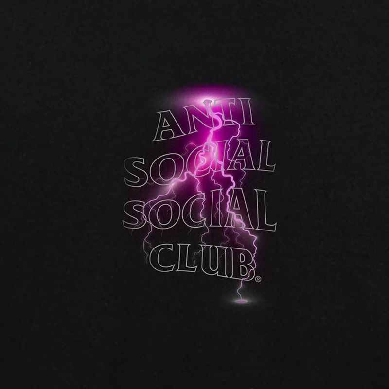 ASSC  SAVE YOUR TEARS  HOODIE BLACK